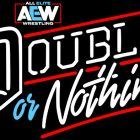 Résultats AEW Double or Nothing - 23/05/20 (Stadium Stampede, Jon Moxley vs. Brodie Lee)