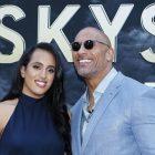 Dwayne The Rock Johnson est fier de la carrière de sa fille à la WWE