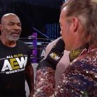 Chris Jericho dit «bien sûr» que Mike Tyson est capable de lutter pour AEW