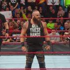 Les Titan Games de Rock s'affronteront face à face contre Monday Night Raw