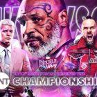 De nouveaux matchs annoncés pour AEW Double or Nothing, Mike Tyson fera son apparition