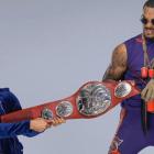 Top 3 des plus grandes stars de la WWE en 2020 - jusqu'à la fin du printemps