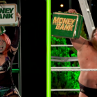 Les lutteurs tombent du toit, Vince McMahon apparaît, Otis et Asuka gagnent WWE Money In The Bank
