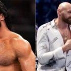 REGARDER: Tyson Fury appelle Drew McIntyre pour le match de la WWE