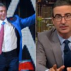 REGARDER: La semaine dernière, John Oliver de la WWE couvre la WWE comme une entreprise essentielle, Vince McMahon