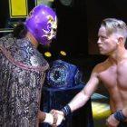 Drake Maverick remporte un autre match, la finale du tournoi WWE NXT Interim Cruiserweight Title
