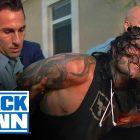 Mise à jour des blessures de l'histoire de la WWE sur Elias après l'angle de frappe et de course, les fans sur le vrai coupable