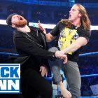 Matt Riddle commente que Tyson Fury travaille à nouveau avec la WWE