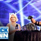 WWE SmackDown glisse dans les classements de nuit