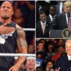 WWE news: Dwayne Johnson est le troisième candidat le plus soutenu pour l'élection présidentielle américaine 2020