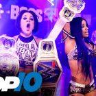 Vendredi, la WWE SmackDown attire le deuxième plus faible nombre d'auditeurs sur FOX