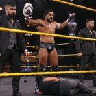 WWE NXT et AEW Dynamite presque à égalité après le choc de Santos Escobar