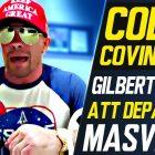 Colby Covington continue d'appeler le champion de la WWE Drew McIntyre