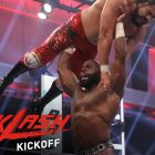 WWE Backlash: Andrade Vs. Apollo Crews (Match pour le titre WWE United States, Kickoff Pre-show)
