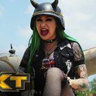 Shotzi Blackheart sur la WWE la laissant garder son nom et son gadget