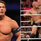 Nouvelles de la WWE: John Cena regrette de rendre la rivalité avec The Rock «stupide» et «personnelle»