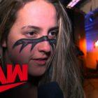 L'ancienne star de la WWE, Sarah Logan, annonce qu'elle s'éloigne de la lutte