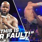 Un orignal sur lequel devrait se produire un impact des stars de la WWE récemment publié, sa rivalité avec Tessa Blanchard
