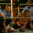 Edge révèle le statut de son histoire avec Randy Orton après la blessure au triceps