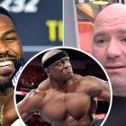 La superstar de la WWE, Bobby Lashley, discute du désaccord de Jon Jones et Dana White