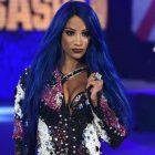 Io Shirai contre Sasha Banks prêt pour le NXT Great American Bash