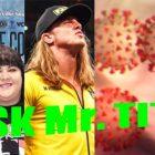 DEMANDEZ TITO - Récentes allégations sexuelles de lutte, Demotion WWE de Paul Heyman, Problèmes COVID-19 WWE, #BlackLivesMatter pour WWE, et plus