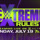 Match de championnat de la WWE pour les règles extrêmes