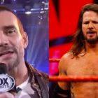 CM Punk tire sur AJ Styles et les gens «se piquant d'eux-mêmes» pour avoir gardé le silence sur l'égalité raciale