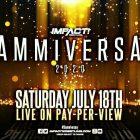 Des stars de la WWE publiées dans le spot publicitaire de l'Impact Wrestling's Slammiversary à la carte