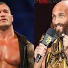 Randy Orton et Tommaso Ciampa échangent des photos sur Twitter