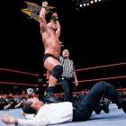 Résultats du WWF WrestleMania XV - 28/03/99 (Stone Cold contre The Rock pour le titre WWF)