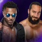 """Récapitulation en direct de la WWE 205 (6/26): Isaiah """"Swerve"""" Scott bat Tony Nese"""