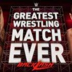 Carte mise à jour pour le jeu à la carte WWE Backlash de dimanche