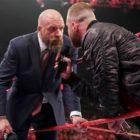 Jon Moxley partage un fait intéressant sur son match contre Triple H au WWE Roadblock
