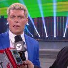 Cody Rhodes confirme que les lutteurs non-AEW peuvent défier le championnat TNT