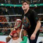 Dominick Mysterio fera ses débuts dans le ring en un rien de temps