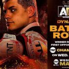 Le prochain Challenger de Cody Rhodes pour le championnat TNT dévoilé