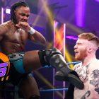 """Résultats en direct de la WWE 205 - 6/5/20 (Isaiah """"Swerve"""" Scott contre Jack Gallagher)"""