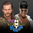 Adam Cole contre Velveteen Dream pour le titre NXT à la une NXT TakeOver: In Your House