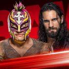 Rey Mysterio répond à Seth Rollins, McIntyre contre MVP