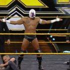 Gros talon allumé WWE NXT, El Hijo del Fantasma démasque et forme une nouvelle écurie