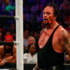 Undertaker prend de la chaleur pour Blue Lives Matter