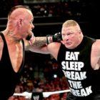 L'entrepreneur ne pensait pas que Brock Lesnar avait besoin de mettre fin à sa séquence WrestleMania