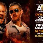 AEW annonce que Chris Jericho et Orange Cassidy s'affronteront pour AEW Dynamite mercredi