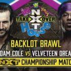 """Le Main Event de WWE NXT """"Takeover: In Your House"""" sera désormais une bagarre de backlot"""