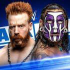 Jeff Hardy et Sheamus auraient été impliqués dans le segment controversé de la WWE SmackDown cette semaine