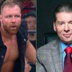 """Jon Moxley s'ouvre sur les différences entre AEW et WWE, qualifie Vince McMahon de """"fou"""""""
