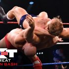 Triple H et Edge Louange Timothy Thatcher Vs. Oney Lorcan au WWE NXT Great American Bash
