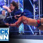 WWE SmackDown grimpe dans les classements de nuit