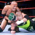 Shane Helms pourparlers The Rock poussant à perdre à lui sur WWE RAW en 2003